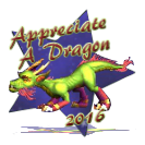 Appreciate A Dragon Day 2016 Award
