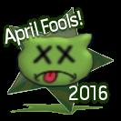 April Fool's 2016 Award