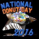 2016 Doughnut Day Award