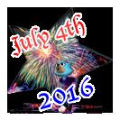 4th of July 2016 Award