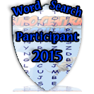 Word Search Participants Award