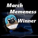 March Memeness Winner 2018