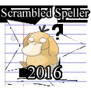 Scrambled Speller