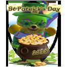 St. Patrick's Day Award 2015