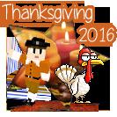 2016 Thanksgiving Award