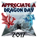 Appreciate A Dragon Day 2017