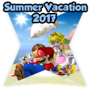 Summer Vacation 2017 Award