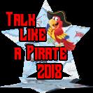 Talk Like a Pirate 2018