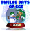 12 Days of CCG 2019-2020